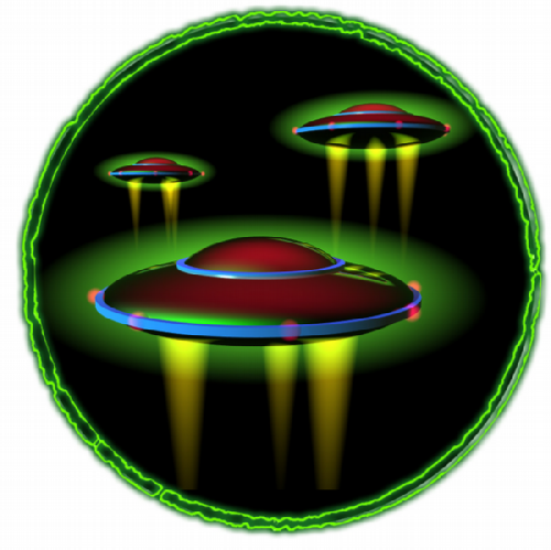 Flying Saucers in the Public Domain but call them UFOs