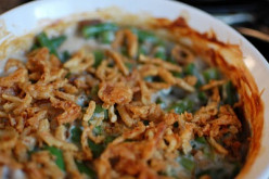 Easy Vegan Crock Pot Green Bean Casserole Recipe