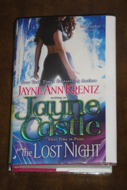 Book Review: The Lost Night; by Jayne Castle