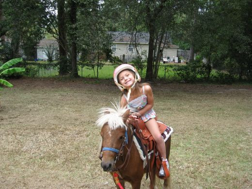 Riding Helmets are especially important for kids and novices.