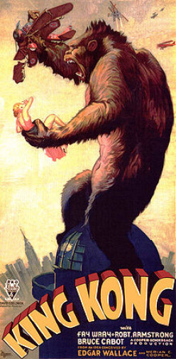"What's your favorite ""King Kong?"""