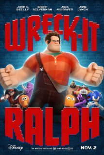 Theatrical poster for Wreck-It Ralph