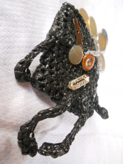 Crochet ENGRI Amigurumi Coin Purse Free Pattern