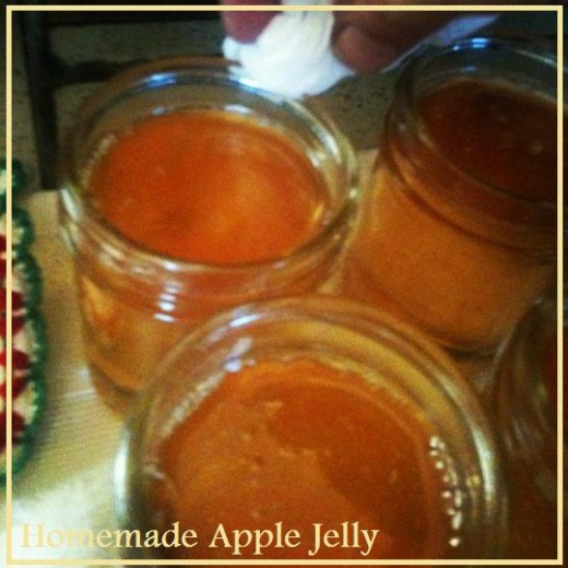how to make homemade apple juice