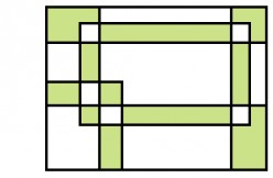 How many rectangles can you find in the figure below?