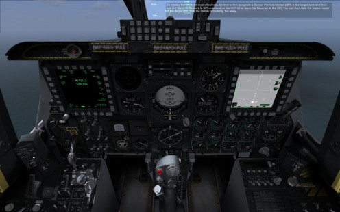 Cockpits impress in DCS A-10C