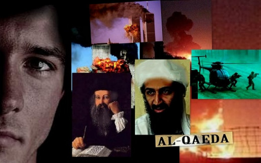 Excl. for Dorian's article on Nostradamus and Osama Bin Laden