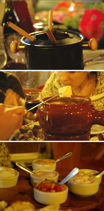 Make a fondue!