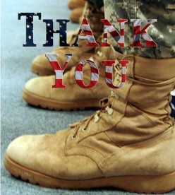 Veterans Day 2012: Gratitude For Your Service