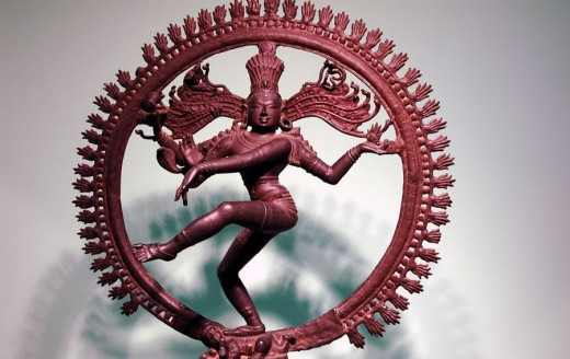Nataraj is a dancing lord Shiva who performs his divine dance to destroy a weary universe .