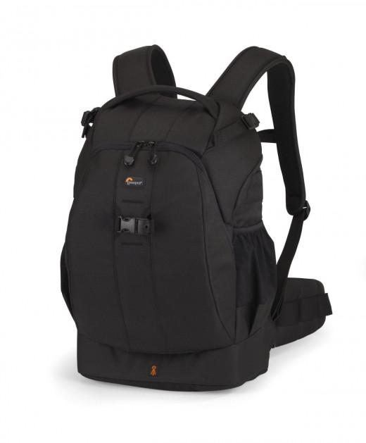 The Lowepro Flipside 400 Digital SLR Bag