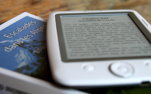 E-Book versus Book