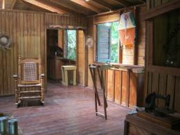 Inside Jibara House