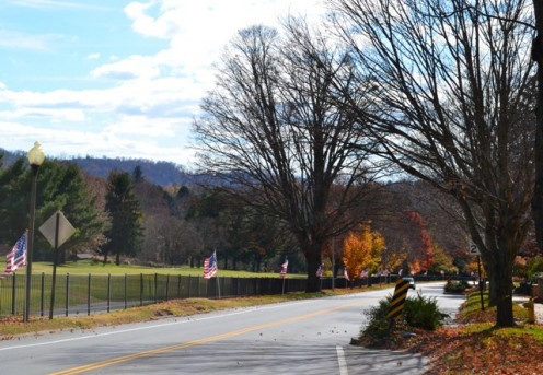 Kimberly St - Asheville, NC - Veterans Day 2012