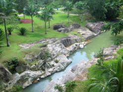 A Botanical Garden With Culture