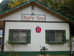 Bavarian Hills German food at Apple Hill