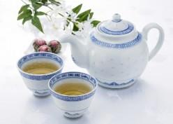 Jasmine Green Tea Cookies Recipe