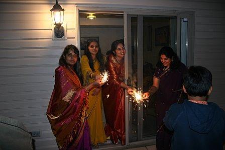 Happy Hours of Diwali