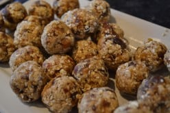 Dairy Free, Wheat Free, Low Fat Flapjack Truffles