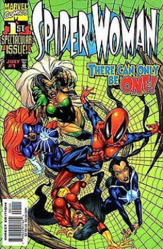 Spider-Woman #1 Vol. 3