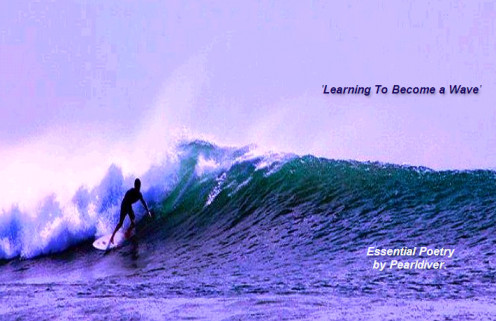 'Learning To Become a Wave'