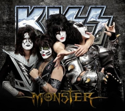 """Cover of """"Monster"""" by KISS"""
