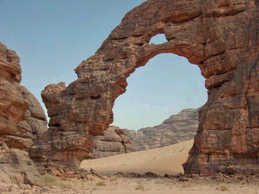 The Sahara, Algeria