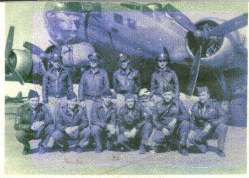 Bottom Row, Second From Right, Is Dad