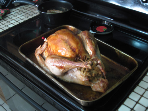 Thanksgiving Turkey ready to Carve