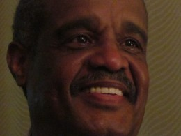 Grammy Award winning Russell Thompkins and The New Stylistics performed at Thomasina's in St. Albans, NY.