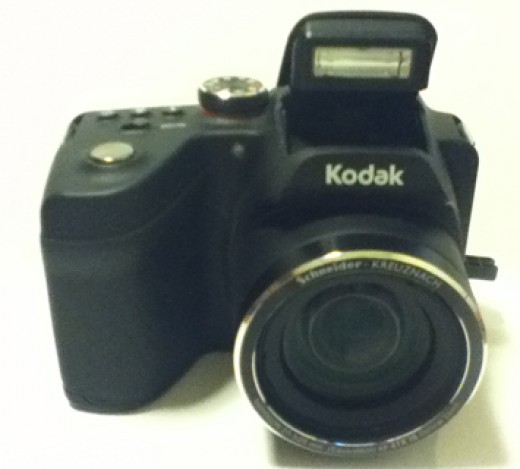 My Kodak EasyShare Camera Z5010