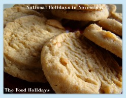 National Holidays in November: The Food Holidays