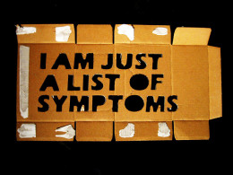 I am just a list of my symptoms from alshepmcr Source: flickr.com