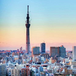 Sky Tree, Tokyo: The tallest tower in the World