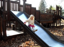 the super speedy slick slide