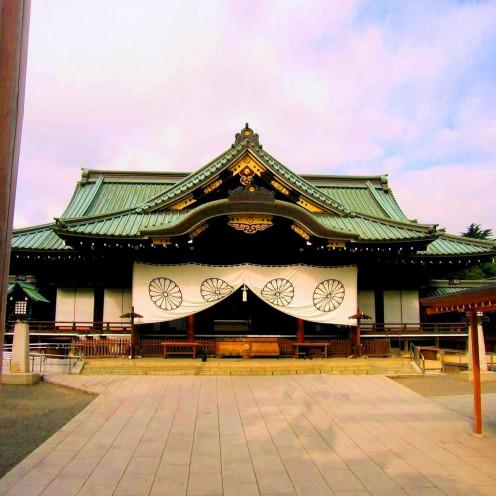 Yasukuni: The most famous Japanese Shrine