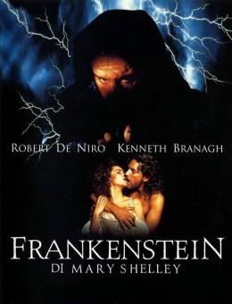 Mary Shelley's Frankenstein (1994) Italian poster
