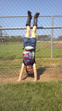 Handstand...The Crucial Gymnastics Skill