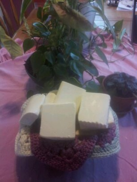 Castile soap used with cold process method - by CreativelyCC