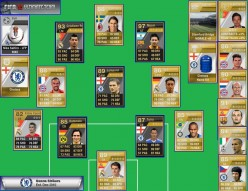 My Ultimate Soccer Dream Team