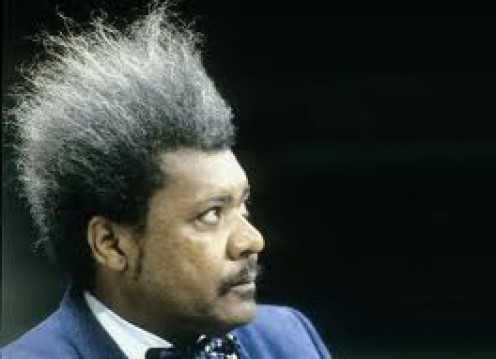 Don King is the most controversial promotor in boxing history. He has  been promoting matches  since the 1960's. He got involved with Muhammad Ali and topped his career off with Mike Tyson and J.C. Chavez.