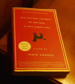 Review of the Books: the curious incident of the dog in the night-time