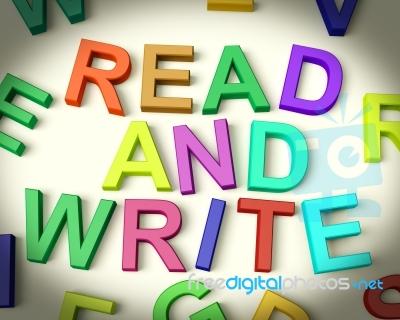 Read well = Write well