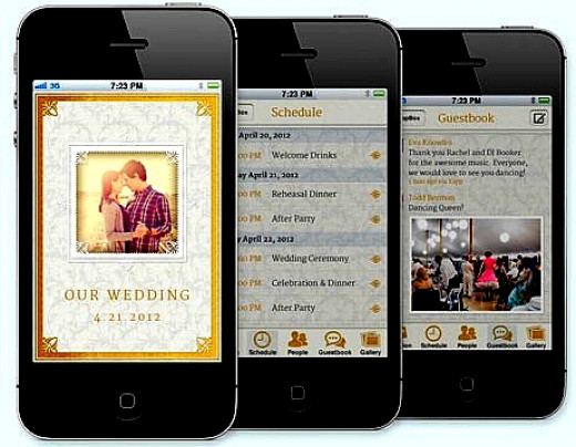 Wedding Event Planner App