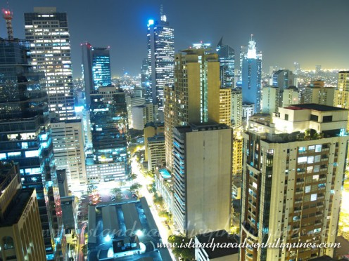 Makati Central Business District (Manila, Philippines)