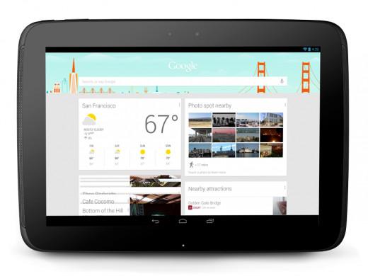 Google Nexus 10 (by Samsung)