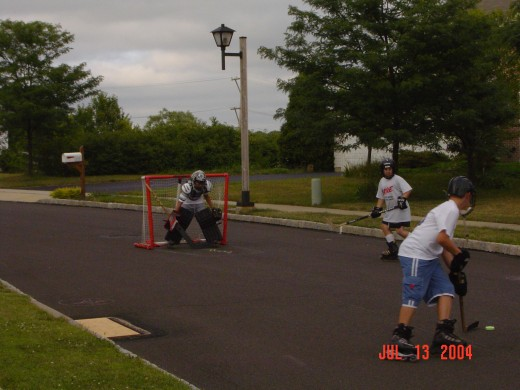 Development and Youth Hockey