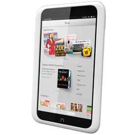 Barnes & Noble Nook HD (white)