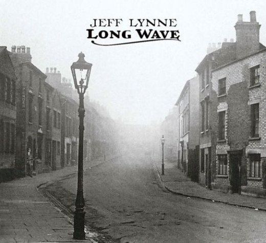 Cover of Jeff Lynne's Long Wave album