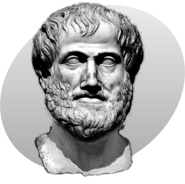 Aristotle argues that harm is avoided to a certain extent through representation because objects potentially harmful can be studied.
